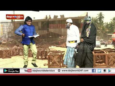 Comedy Kusal - Flyover yepa apundu over│Daijiworld Television