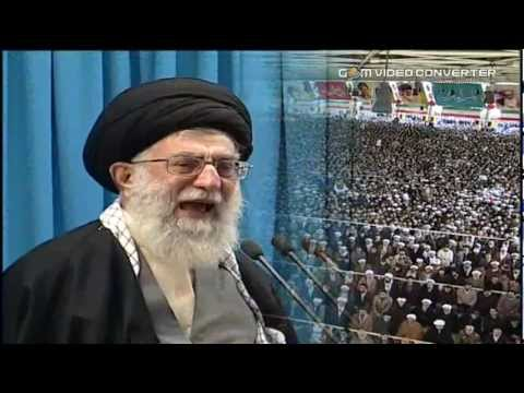 Iran's Supreme Leader Ayatollah Ali Khamenei 2