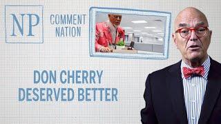 Don Cherry deserved better