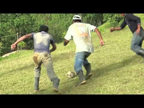 Mountain Soccer - Guatemalan Highlands