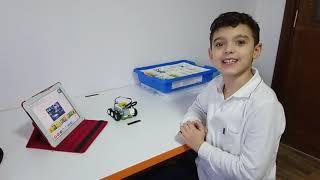 Gambar cover Mars Rover (Arhan) Antalya Robotik ve Kodlama Lego Wedo 2.0