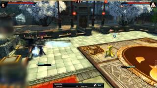 Swordsman Online: Twizzy (Splendor) vs Rammustop (Wu-tang) | Small but Crucial