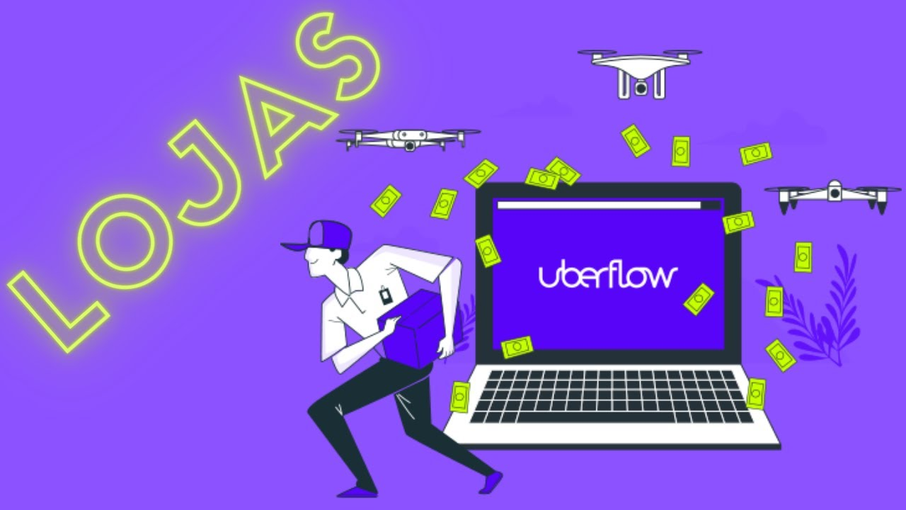 Lojas Uberflow | Uberflow Dropshipping | DROP FULL