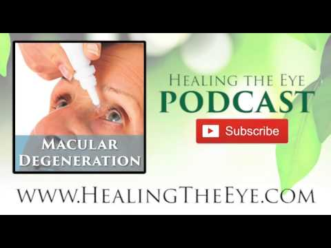 Dealing With and Treating Macular Degeneration with Alternative Treatments