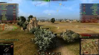 World of tanks 8.6 Excelsior, 1000 de daño y 3 muertes