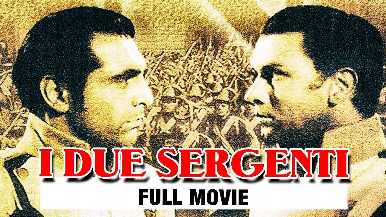 I Due Sergenti Film Completo Collezione Cinema Italiano Di Guerra Youtube
