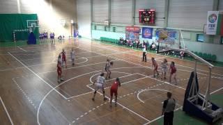 COR Victoria Brest   Gdansk Pomerania Superfinal EGBL U14 02 05 Part 5