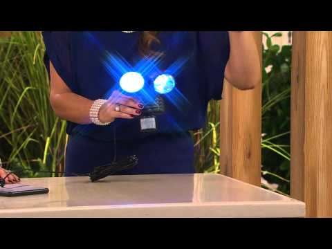 Motion Activated Solar Security Lights 22 LEDs With Dan Hughes