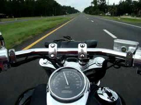 2001 Honda Shadow Spirit