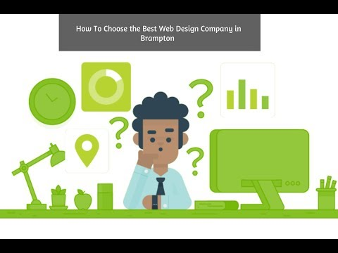 How To Choose the Best Web Design Company in Brampton