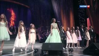 Аида Гарифуллина и Хор Академии популярной музыки Игоря Крутого - Олимпийский Вальс