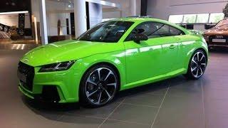 Audi TT RS 2016 Sound - Audi Forum Neckarsulm(, 2016-07-30T19:34:02.000Z)
