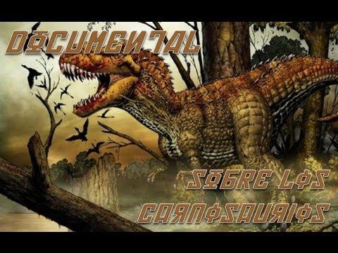 Los Carnosaurios: Los más temibles del Mesozoico.