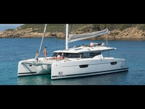 Saona 47   Fountaine Pajot Sailing Catamarans Charter Croatia