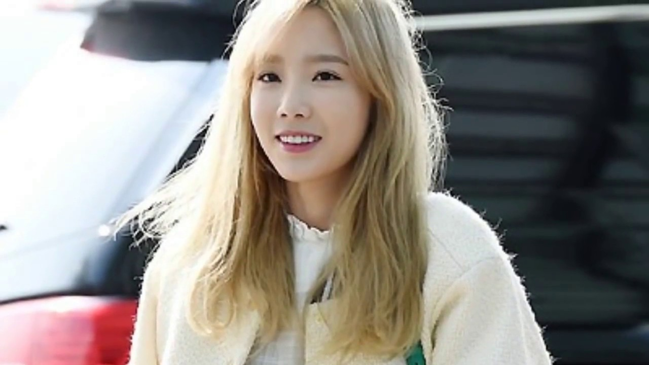 snsd taeyeon airport style youtube