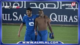 ملخص مباراة الهلال والشباب 3-0 - كأس دوري الأمير فيصل الجولة السادسة والعشرون