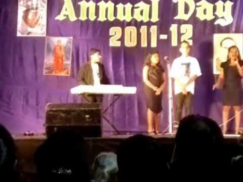 OUR LADY OF GOOD COUNSEL HIGH SCHOOL ANNUAL DAY 2011-2012