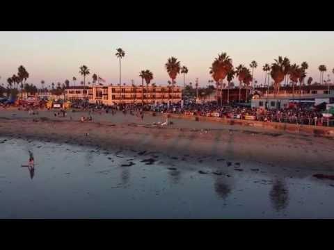 Ocean Beach Pier & Octoberfest