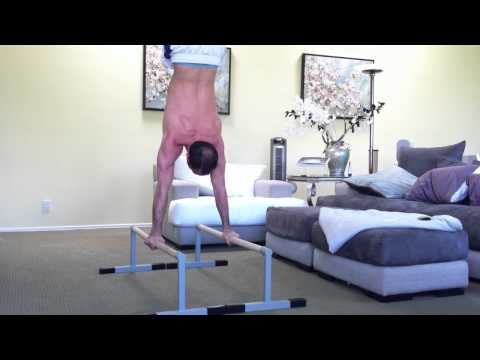 Tari Mannello Acro Home Handstands and Such-