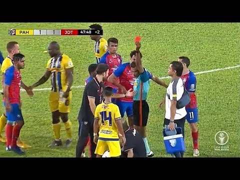 Pahang FA 1 - 1 Johor DT (Highlight HD - Liga Super - 28/4/2019)