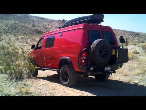 Sportsmobile Mojave Desert 3