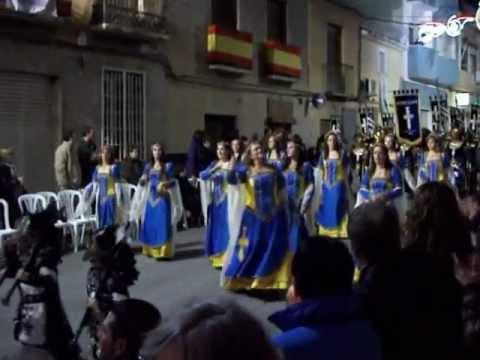 Moors christians parade monforte del cid alicante - Casas prefabricadas monforte del cid ...