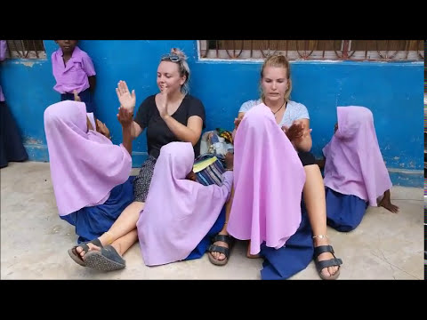 Day in the Life of an African Impact Teaching Volunteer in Zanzibar