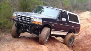 Raptor Bronco Flex Test