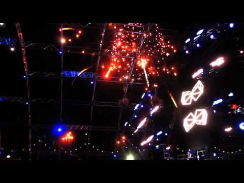 [BEST AUDIO] Dash Berlin - Better Half Of Me at EDC Las Vegas ASOT Stage 06-10-2012