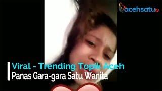 Download Video VIDEO VIRAL !!! LELAKI ACEH PANAS GARA-GARA SATU WANITA INI MP3 3GP MP4