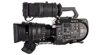 Hands-On Review: Sony | PXW-FS7 4K XDCAM Super35 Camcorder & 28 to 135mm Lens