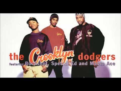 Crooklyn Dodgers - Crooklyn (Instrumental)
