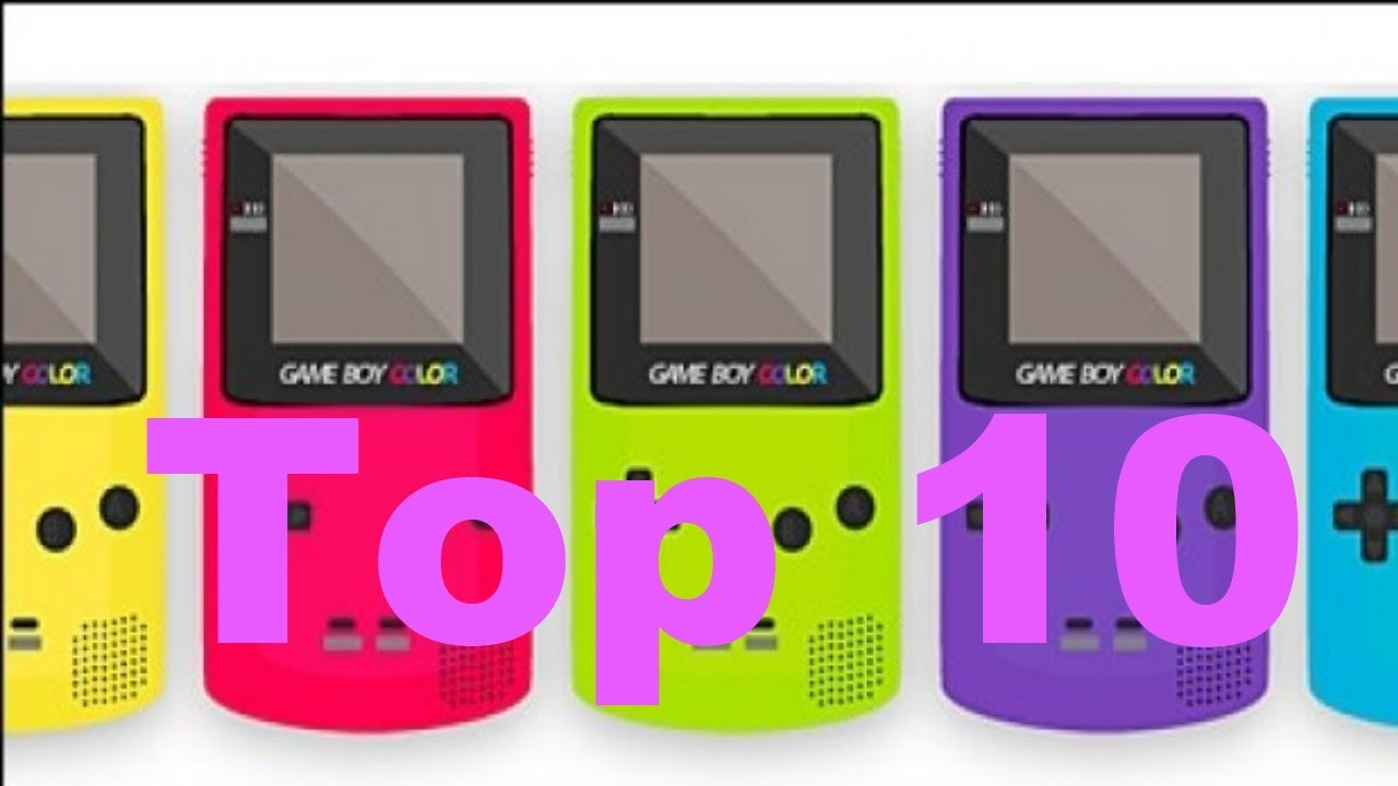 Game boy color list - Game Boy Color List 4