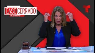 ¡Que Mi Esposa Me Pague ''Child Support''! 😎😇💰 | Caso Cerrado | Telemundo