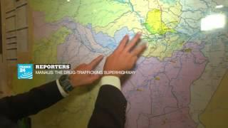 REPORTERS  Manaus  the drug trafficking superhighway
