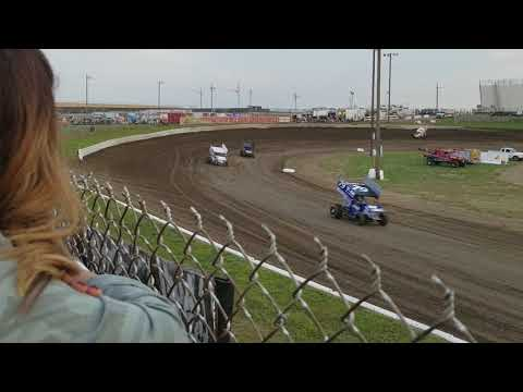 Practice day at Eagle Raceway in Eagle, Ne. George Tristao Jr 23t