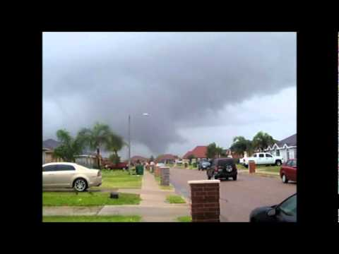 TORNADO IN HIDALGO , TEXAS