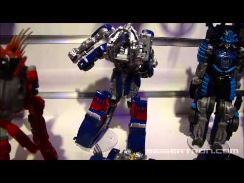 Toy Fair 2014 Simplified Transformers Age of Extinction Products