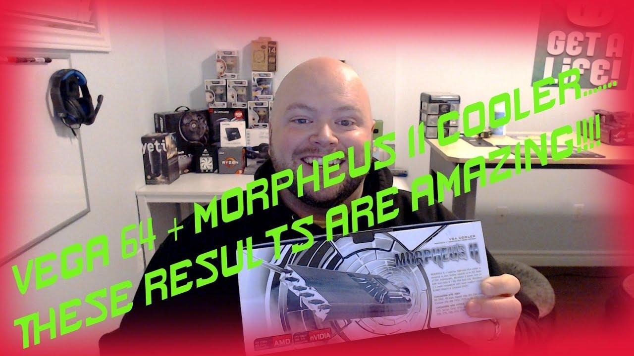 Morpheus 2 + Vega 64 results