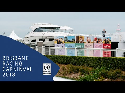 RMC Trackside Marina - Brisbane Racing Carnival 2019