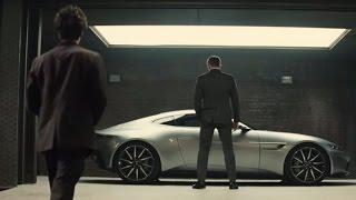 Aston Martin acelera em 007 contra Spectre - Trailer legendado