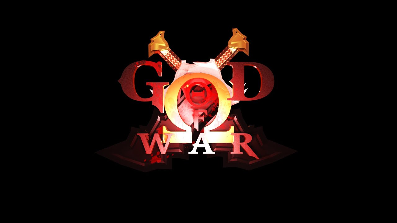 God Of War Logo Intro - YouTube