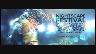 KaoSS Edge @ Nightscape Festival #1 [Terrorcore MIX]