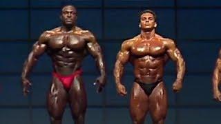 Lee Haney vs. Rich Gaspari - 1987 Epic Olympia Showdown - YouTube