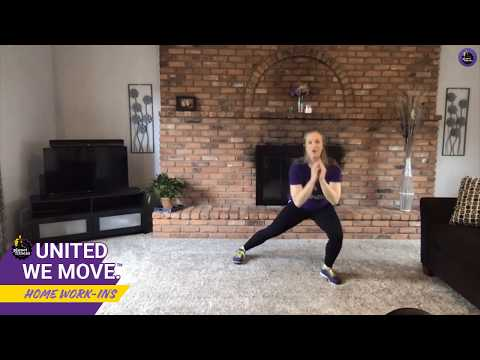 Get your fitness on with Trainer Michele & this home Work In from YouTube · Duration:  25 minutes 22 seconds