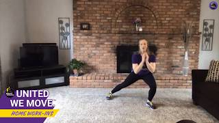 Get your fitness on with Trainer Michele & this home Work In