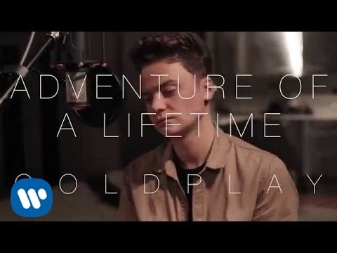 Conor Maynard s  Coldplay  Adventure Of A Lifetime