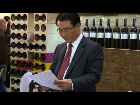 Italian wine-growers look to new world of Asia