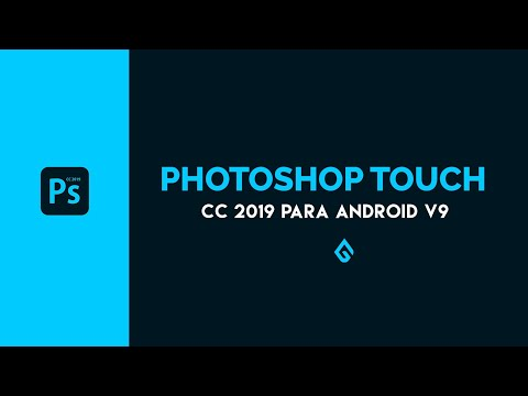 Photoshop Touch 2019 PARA ANDROID V9!!!// APK totalmente GRATIS y