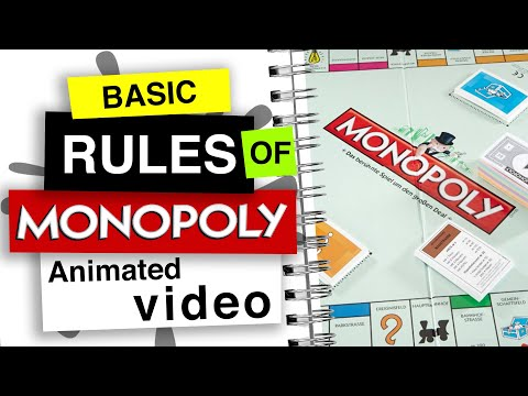 7 Basic Rules Of Monopoly That Are Apart Of Most Monopoly Versions | How To Play Monopoly